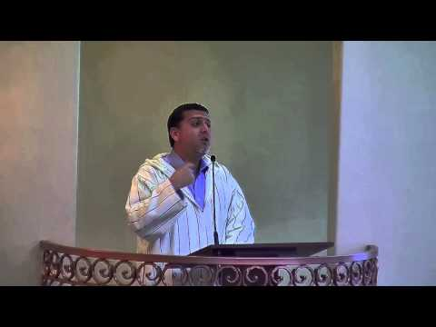 Khutbah with Dr. Ahmed Soboh