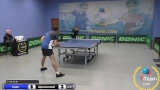 Скок П. vs Щепанский Ю.