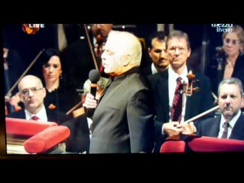 BARENBOIM DEFENDS CULTURE AT THE OPENING OF LA SCALA (DIE WALKÜRE 7-12-10)