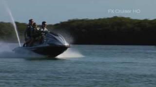 5. 2009 Yamaha FX Cruiser HO