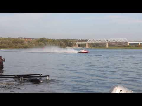 Соревнования по водно-моторному спорту в Самаре