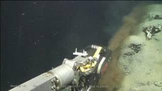 ROV påmontert motorsag