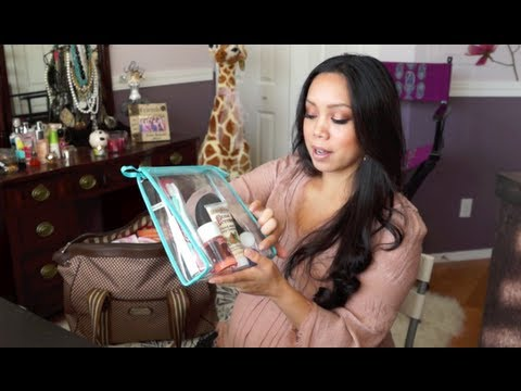 Whats in My Hospital Bag?! - itsjudyslife