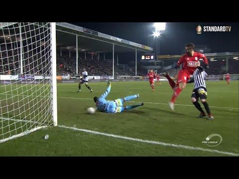Charleroi - Standard : 1-1