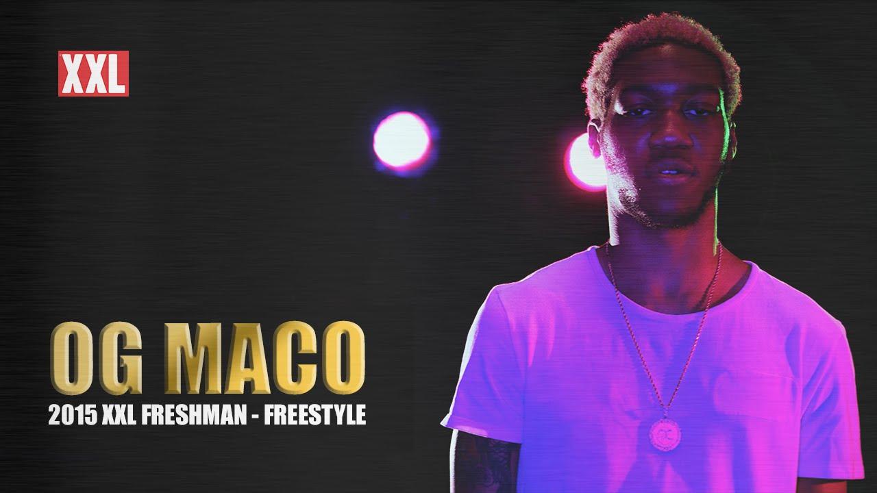 OG Maco XXL Freshman Freestyle