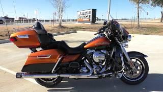 9. 664024   2015 Harley Davidson Ultra Limited   FLHTK