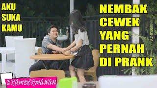 Video Nembak Cewek yang Perna Di Prank ini Reaksinya - Bram Dermawan MP3, 3GP, MP4, WEBM, AVI, FLV April 2019
