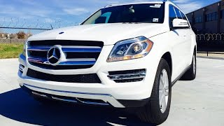 2015 Mercedes Benz GL450 4Matic GL Class Full Review /Start Up /Exhaust