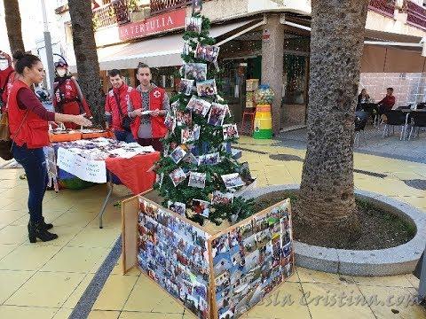 Celebración Día Internacional del Voluntariado en Isla Cristina
