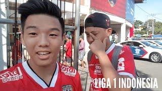 Video BALI UNITED vs PERSIPURA JAYAPURA | Liga 1 VLOG 2017 MP3, 3GP, MP4, WEBM, AVI, FLV Agustus 2018