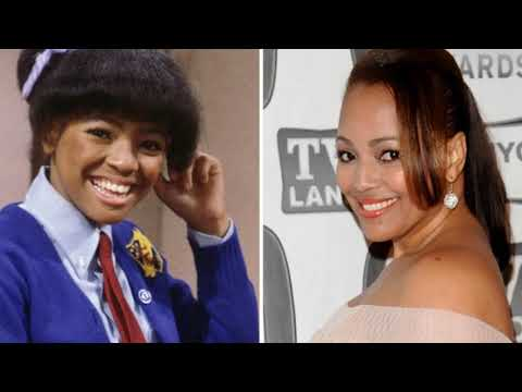 """KIM FIELDS: HOW SHE LOOKS NOW - """"Tootie"""" From """"Facts of Life"""" Sitcom"""