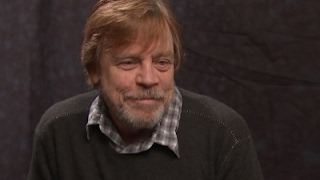 Mark Hamill reacts to new 'Star Wars' title