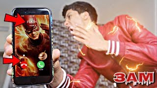 Video DO NOT CALL THE FLASH AT 3AM!! *OMG I GOT STRUCK BY LIGHTNING NOW I HAVE SUPER POWERS* MP3, 3GP, MP4, WEBM, AVI, FLV Januari 2018