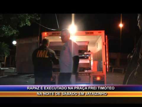 CABO LEITE FALA DO HOMICIDIO EM JATAIZINHO NESTE SABADO 28 06 14