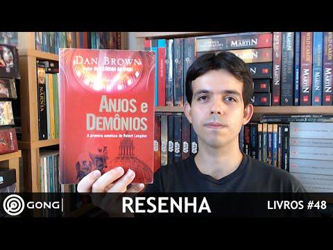 livros #48 - ANJOS E DEMÃNIOS