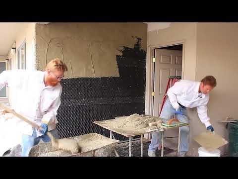 Plaster like the professionals for DIY warriors. Stucco Guru's