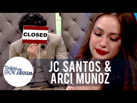 Arci gets emotional after revealing the real status of her relationship | TWBA