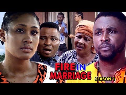 FIRE IN MARRIAGE SEASON 1 - New Movie 2019 Latest Nigerian Nollywood Movie Full HD
