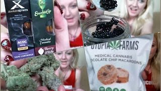 weed, hash, clothes and caviar?! | SOCAL CANNABIS CUP HAUL | CoralReefer by Coral Reefer