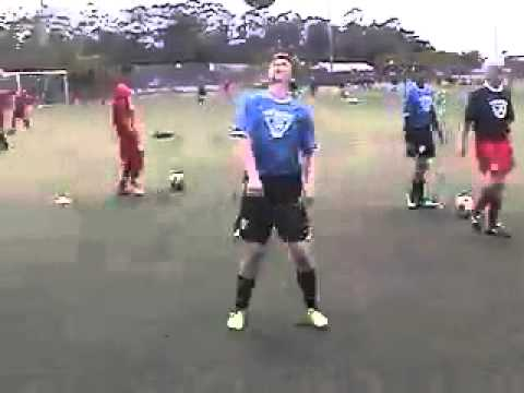 Vogelsinger Soccer Ball Control