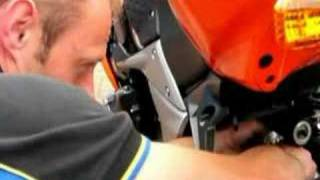 8. Kawasaki Z1000 professional suspension setup