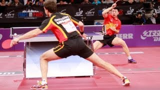 Table Tennis Highlights, Video - Story of a Match Timo Boll vs  Ma Long 2013 WTTC