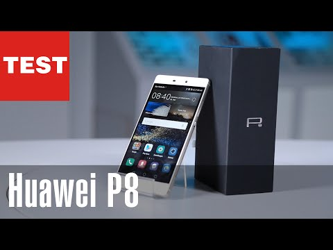 Youtube Video Huawei P8 GRA-L09 in mystic champagne