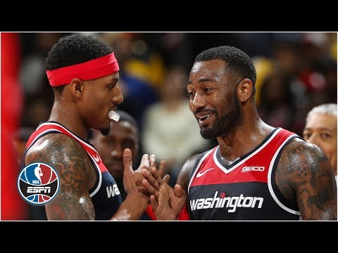 Video: John Wall scores 40 on Lakers in blowout win | NBA Highlights