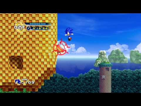 sonic the hedgehog 4 episode i wiiware