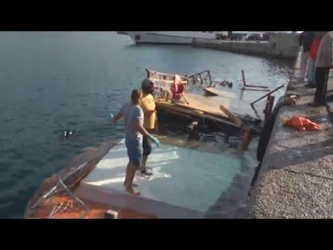 Nέο ναυάγιο με πρόσφυγες στη νησίδα Καλόλιμνο κοντά στην Κάλυμνο