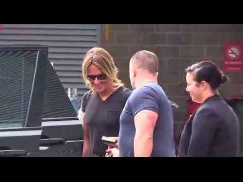 Nicole Kidman and Keith Urban land in Sydney with kids for Christmas
