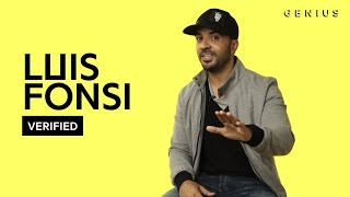 "Video Luis Fonsi ""Despacito"" Official Lyrics & Meaning 