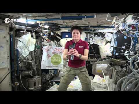"""""""Avanguardia scientifica e Cibo tradizionale non sono mondi lontani"""": parola di astronauta"""