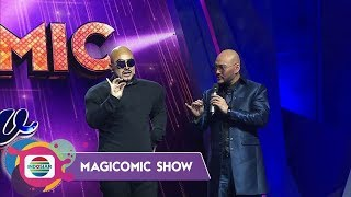 Download Video HEBOH!! Ada 2 Deddy Corbuzier di Panggung Magicomic Show MP3 3GP MP4