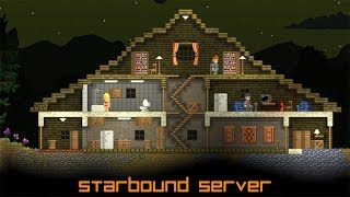 http://www.whatsmyip.org Hey guys! I'll be showing you how to make a Starbound server without using Hamachi, enjoy!
