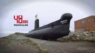 Rimouski (QC) Canada  city photos : 48 Hour Traveller: ONONDAGA Submarine in Rimouski, Quebec