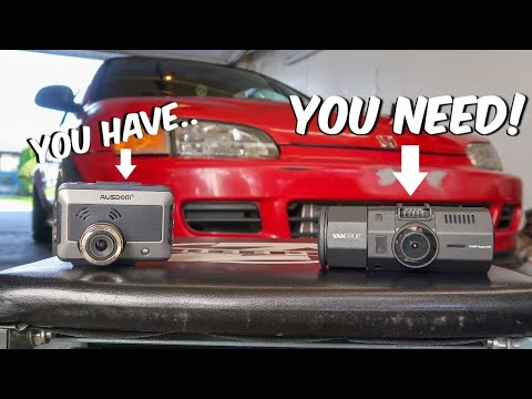YOU need THIS dash cam!!