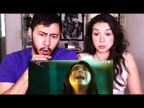 THE VILLAINESS | Korean Action Movie | Trailer Reaction w/ Natalia!