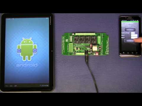 Video of IORelay Bluetooth Relay