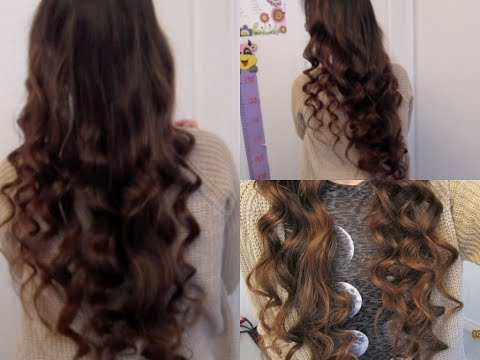 5 minute - Hey everyone, So I've been getting a lot of requests for some more no heat/overnight hair tutorials and I thought this tutorial was perfect! I've been doing ...