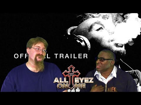 Better Than I Thought?! | All Eyez On Me | Trailer Reaction