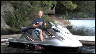 9. 2011 Yamaha VXS and VXR High Output WaveRunners