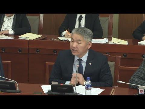 Ж.Энхбаяр: Усны агентлагийг ямар шалтгааны улмаас татан буулгасан бэ?