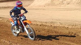3. First Impression: 2013 KTM 85 SX - Transworld Motocross