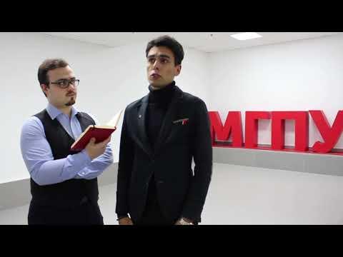 Промо-ролик о магистратуре