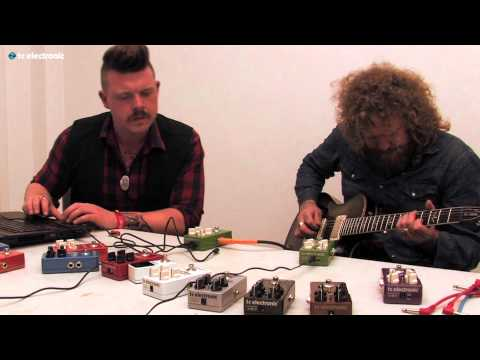 "Brent Hinds (Mastodon) creates his ""Clean Toes"" TonePrint"