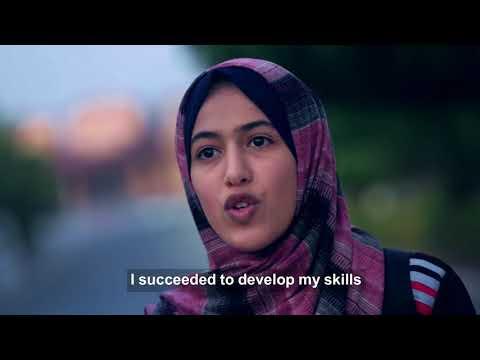 قصة نجاح - إيناس أبو عويمر