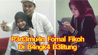 Video B4hagi4 ! Fomal Fikoh B3rt3mu Di B4ngk4 B3litung MP3, 3GP, MP4, WEBM, AVI, FLV Juli 2019