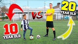 Video CALL OUT PENALTY CHALLENGE VS 10 YEAR OLD WONDERKID MP3, 3GP, MP4, WEBM, AVI, FLV Februari 2019