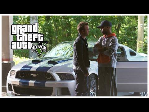 Need For Speed Movie - Full Length Trailer (Gta 5)